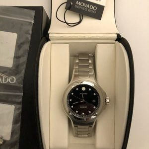 Movado Watch Series 800